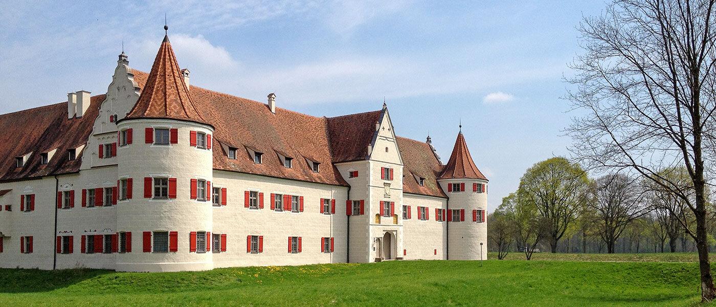 Auenzentrum im Schloss Grünau