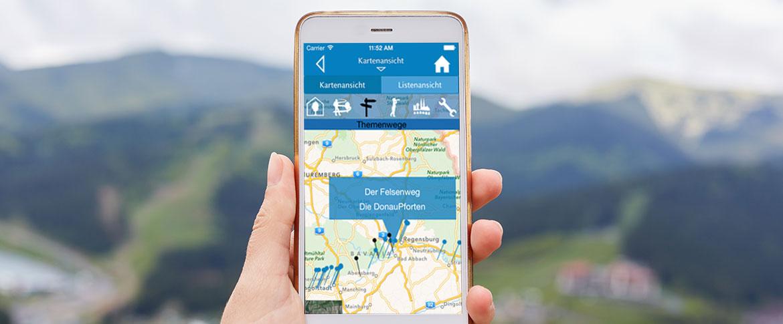 Donauerleben-App