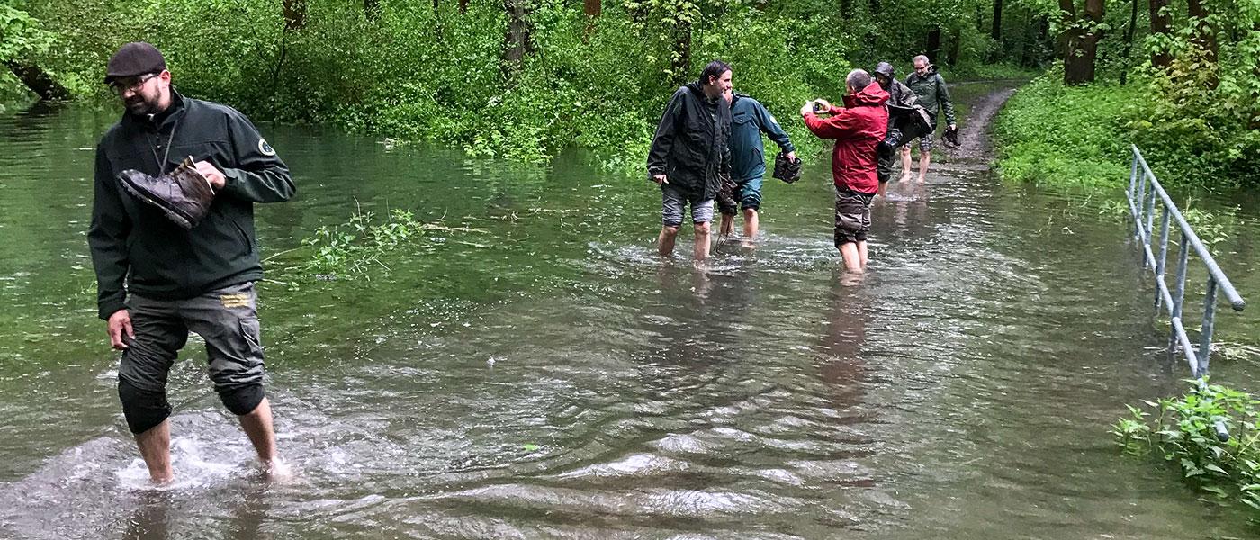 Wie sich der Mensch vor Hochwasser schützen kann